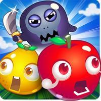 Fruit Heros Splash - Puzzle Mania