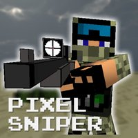 PixelSniper - Zombie Hunter Sniper Mini Survival Game