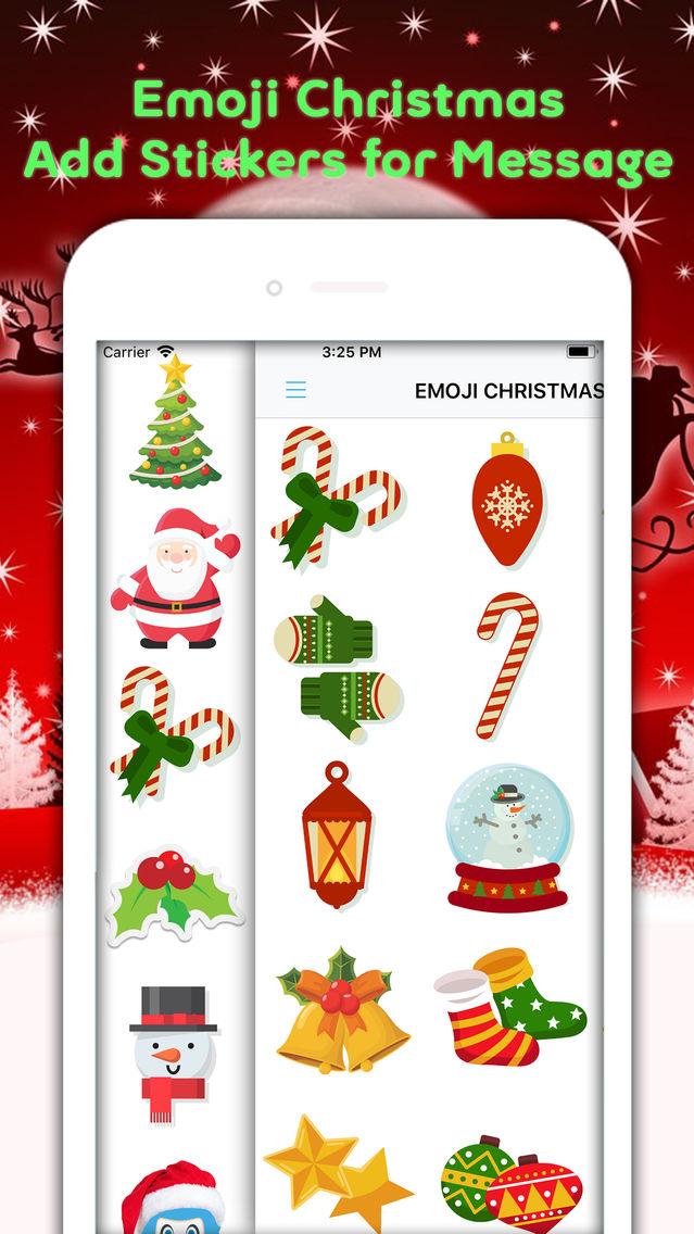 Christmas Emojis.Christmas Emojis Animated App For Iphone Free Download