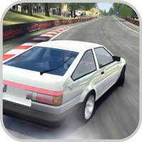Sports Car Drift: X Speed