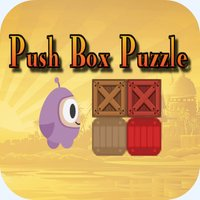 Push Box Puzzle - Free Games for Family Boys And Girls