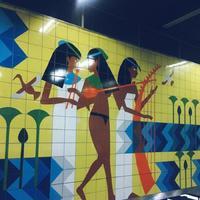 Cairo Tunnel Metro