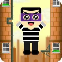 Prison-er Scene Crime Block-Head Jail Jumer