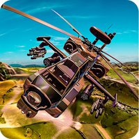 Army Helicopter Battle War
