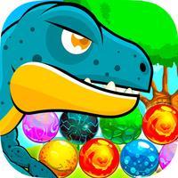 Dinosaur Shooting Games Dino Eggs Bubble Shooter