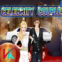 Couple Celebrity  Dressup Fun