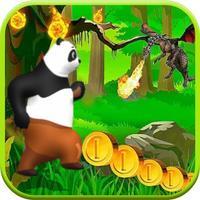 Jungle Panda castle Run
