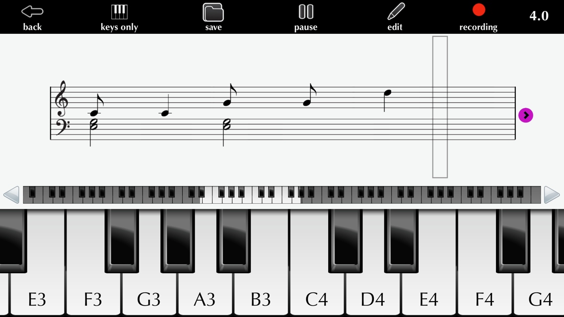 Piano With Songs- Learn to Play Piano Keyboard App App for