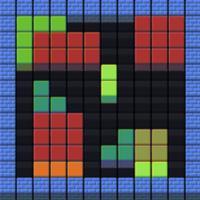 Block Batch Puzzle:Drag piece onto board