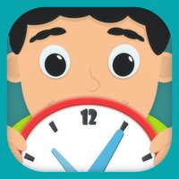 Time Telling Fun for school Kids Learning Game for curious boys and girls to look, interact, listen and learn