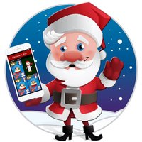 Kids santa Game - Christmas Party for Toddler