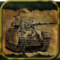 Military Warzone of Tank Cannon Shooting Simulator