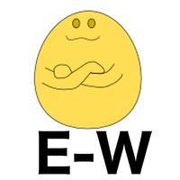 ActionEnglishSticker E-W