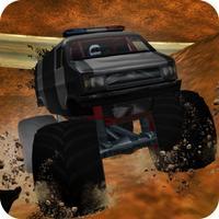 Monster Truck 4x4 Racing Legends. Offroad Rally 3D