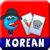 Korean Baby Flash Cards - Kids learn to speak Korean language with audio & video flashcards