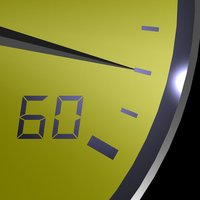0 to 60 Speedo Clock