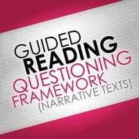 Guided Reading Questioning Framework