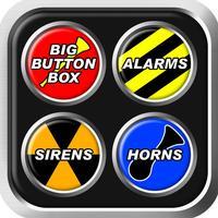 Big Button Box: Alarms, Sirens & Horns - sound fx