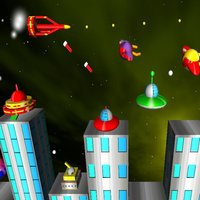 Super UFO Shooter Pro