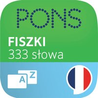 Fiszki 333 słowa - Francuski zestaw startowy