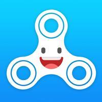 Finger Spinner - Fidget Hand Spin,Stress Toy,Game