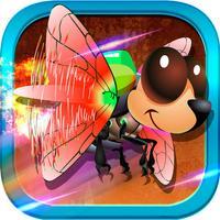 Flying Fly - Cavern Adventures Of A Rasta Hornet