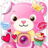 Cute Love Stickers for Photos