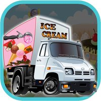 A Sweet Frozen Ice Cream Delivery Addictive Sugar Race Of Strawberry Candy Free