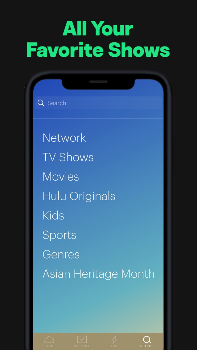 Hulu: Watch TV Shows & Movies App for iPhone - Free Download Hulu
