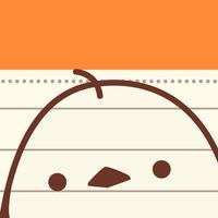 コトリのメモ帳-シンプルで可愛いコトリのメモ帳