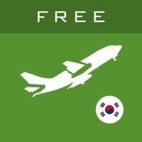 Korea Flight FREE