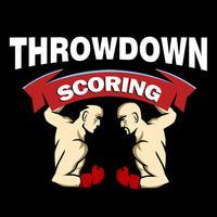 Throwdown Scoring