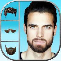 Man Hairstyle and Beard Salon