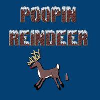 Poopin Reindeer