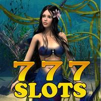 Fantasy Mermaid Fish Girl 777 Xtreme Las Vegas Style Slots
