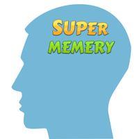 Super Memery for Right Brain