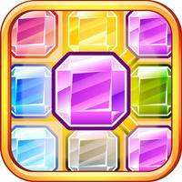 Gems Adventure - Connect Gems Dash Puzzle