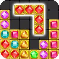 Block Puzzle Jewel Fit!