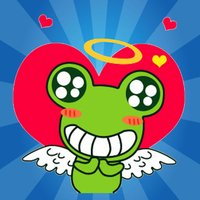 Frog Cute - Fc Sticker