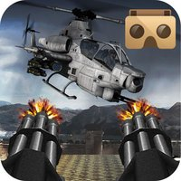 VR Gunship Rescue Helicopter Battle