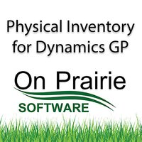 Physical Inventory for Dynamics GP