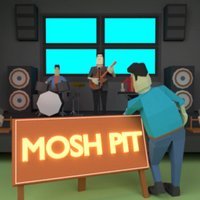 Mosh Pit - Into the Concert