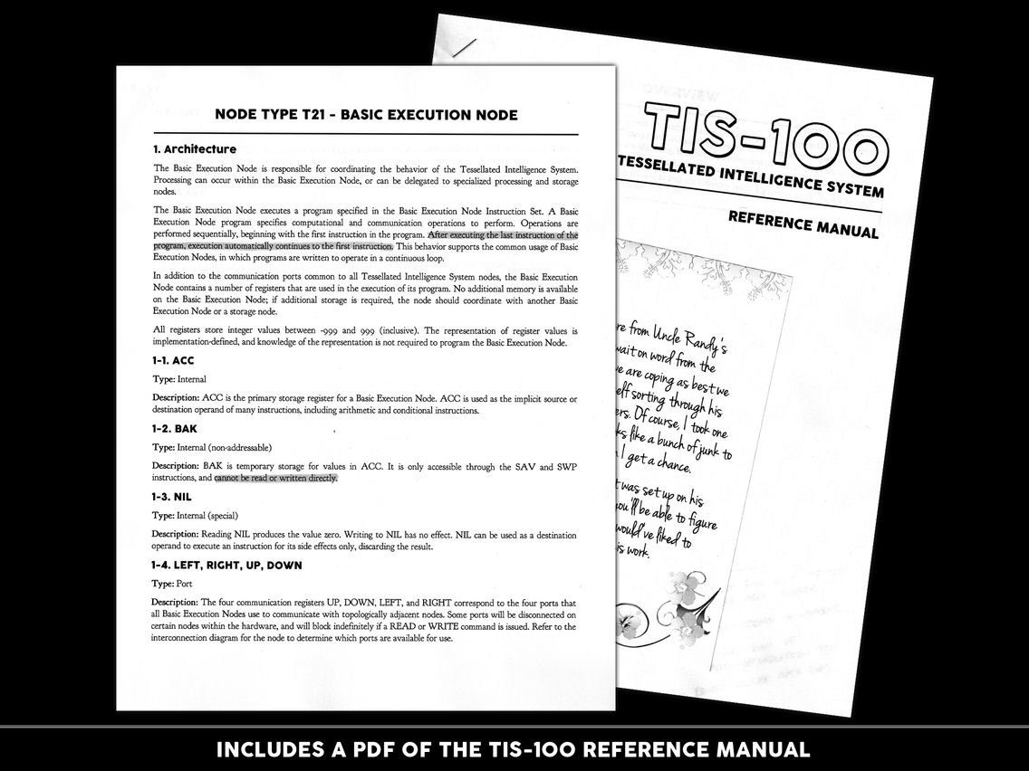 TIS-100P App for iPhone - Free Download TIS-100P for iPad at AppPure