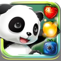 Panda. Fruit Adventure
