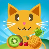 QCat - Fruit 7 in 1 Games
