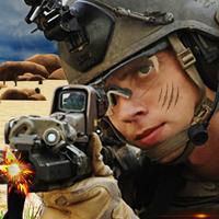 Cover Strike : Desert Shooting