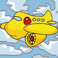 Fantasy Airplanes Classic Card Matching Game For Toddlers