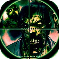 Zombie Sniper Gun 3D City