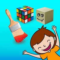 Montessori Colors and Shapes, an educational game to learn colors and shapes for toddlers