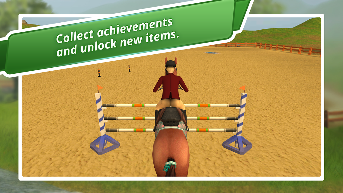 Horse World - My Riding Horse App for iPhone - Free Download